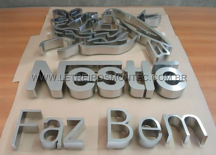 Fábrica de letra caixa - variedades em fabricação de letra caixa