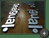 Fabricação do letreiro luminoso para a loja Desigual